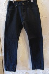SOFTMACHINE/NEW LIFE  BLACK DENIM