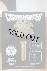 (再入荷) COREFIGHTER/KEY OF THIEFS  BRASS