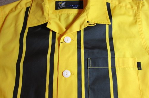 他の写真2: (SALE 40%OFF) FAT/GT  YELLOWxBLACK