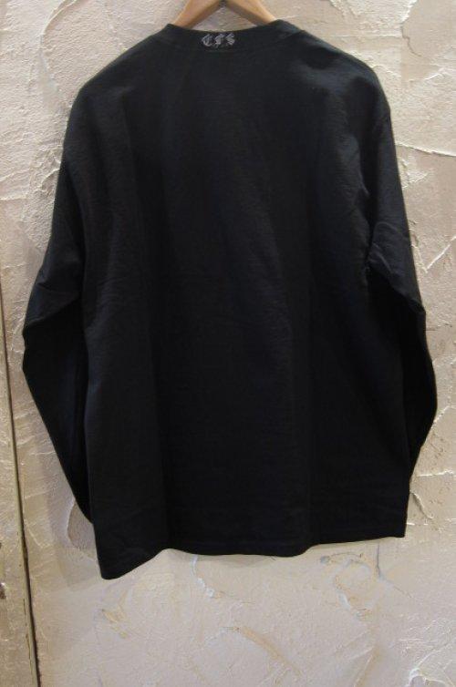 他の写真1:  (DEAD STOCK) COREFIGHTER/EXCELL L/S T EAGLE  BLACK