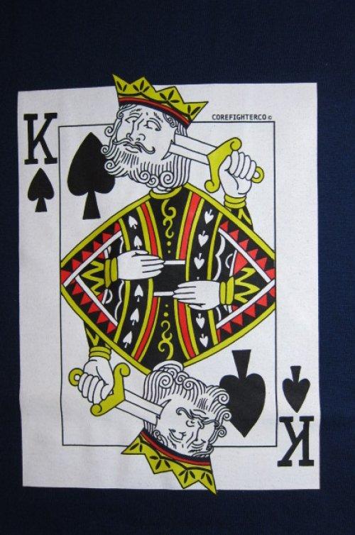他の写真2: (DEAD STOCK)COREFIGHTER/SUCIDE KING NAVY