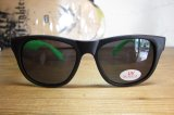 THRASHER/SUNGLASS BEER GOGGLES BLACKxGREEN