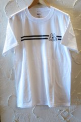 (SALE 35%OFF)WOODEN HORSE/S/S OG HANES WHITE