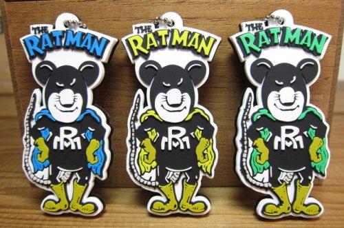 他の写真2: RATS/THE RATMAN KEY HOLDER BLUE