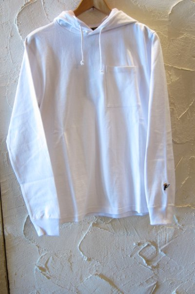 画像1: (SALE 35%OFF) FAT/H-TEE  WHITE