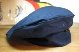 (SALE 35%OFF)RATS/COTTON BERET  NAVY