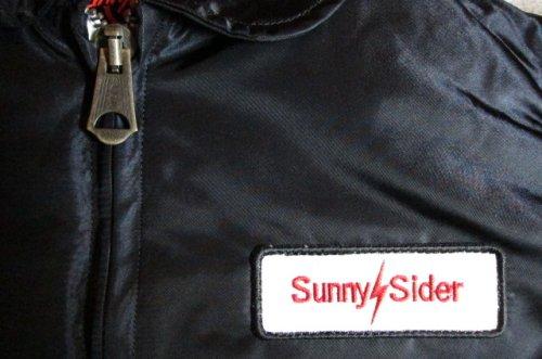 他の写真2: (SALE 35%OFF)SUNNY C SIDER/FLIGHT JKT  BLACK