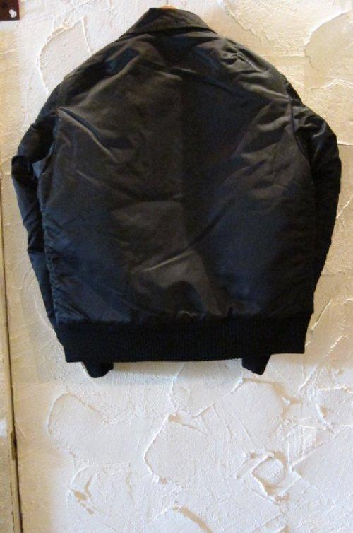 他の写真1: (SALE 35%OFF)SUNNY C SIDER/FLIGHT JKT  BLACK