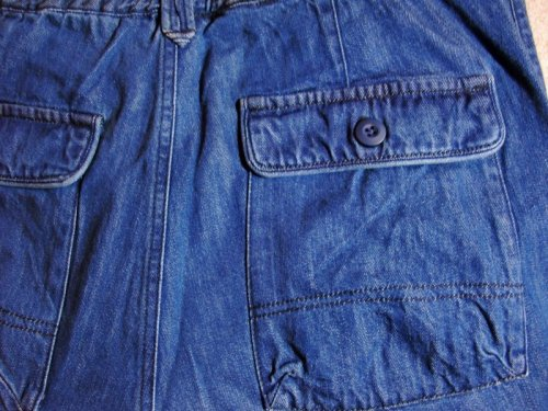 他の写真3: (SALE 30%OFF)  GRN/JOGGER DENIM PANTS  INDIGO