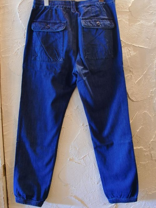他の写真1: (SALE 30%OFF)  GRN/JOGGER DENIM PANTS  INDIGO