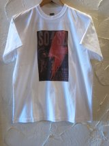 (SALE 35%OFF) RATS/SOSD PRINT T  WHITE