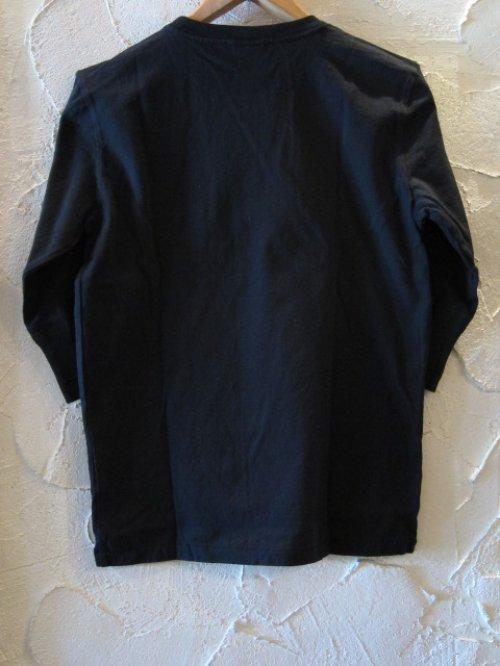 他の写真1: GLAD HAND(グラッドハンド)/HALF SLEEVE POCKET T  BLACK