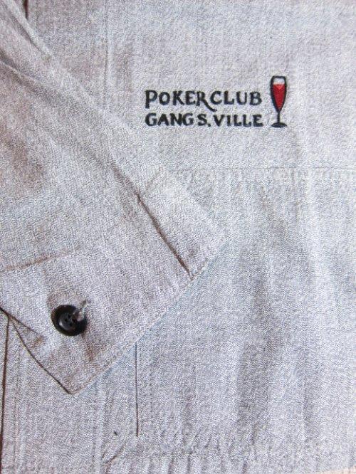他の写真2: GANGSTERVILLE(ギャングスタービル)/JACK POT COVERALL  GRAY
