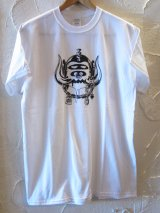 (再入荷)KIZM CHANNEL/HELA HEAD  WHITE