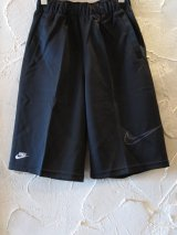 (DEAD STOCK)NIKE/JERSEY SHORTS  BLACK