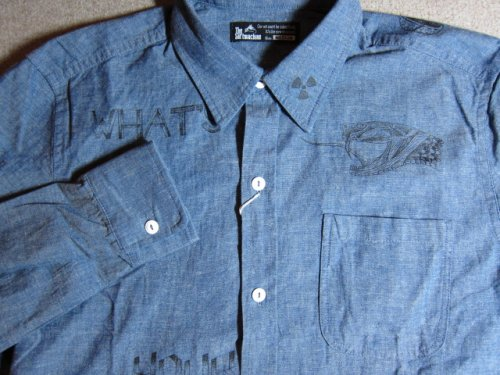 他の写真2: SOFTMACHINE/POISON CHAMBRAY  BLUE