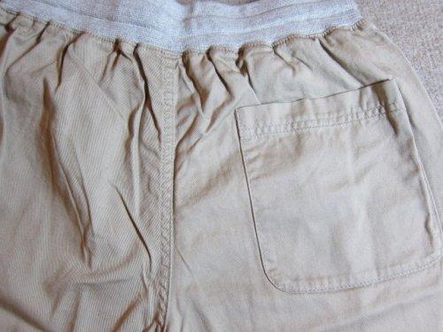 他の写真3: (SALE 30%OFF) CHAMPION/COTTON TWILL SHORT PANT  BEIGE