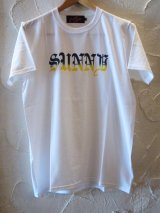 (SALE35%OFF) SUNNY C SIDER/GARCIA T  WHITE