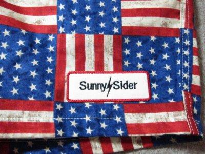 画像5: (SALE 35%OFF) SUNNY C SIDER/FLAG SHORTS  BLKLOGO