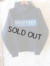 ROTTWEILER/BOX WOLF PACK PARKA  BLACK