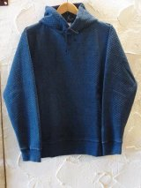 ELEVEN EIGHT/INDIGO QUILT PULL PARK  BIO WASH