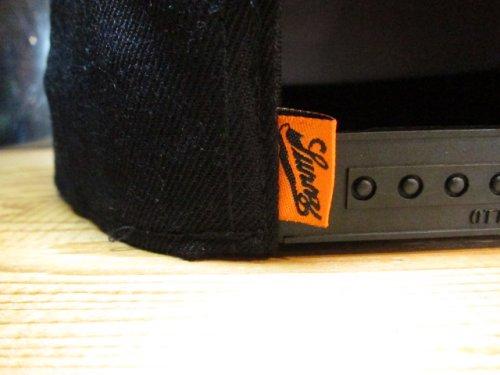他の写真3: (再アップ) SUNNY C SIDER/JAY CROSS CAP  BLACK