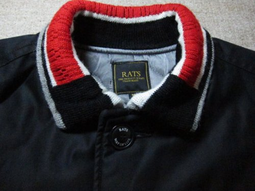 他の写真2: (SALE 35%OFF)RATS/50's RIB JKT  BLACK