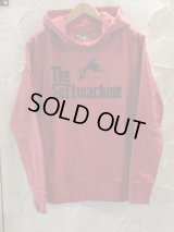SOFTMACHINE/GOD HOODED  RED