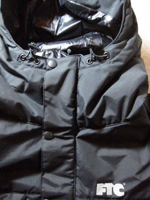 他の写真3: FTC/WATERPROOF 3L MOUNTAIN JKT  BLACK