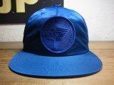 SUNNY C SIDER/NYLON CAP  TURQUOISE