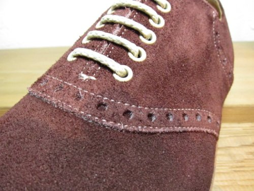 他の写真3: GLAD HAND/xREGAL SADDLE SUEDE SHOES  BROWN