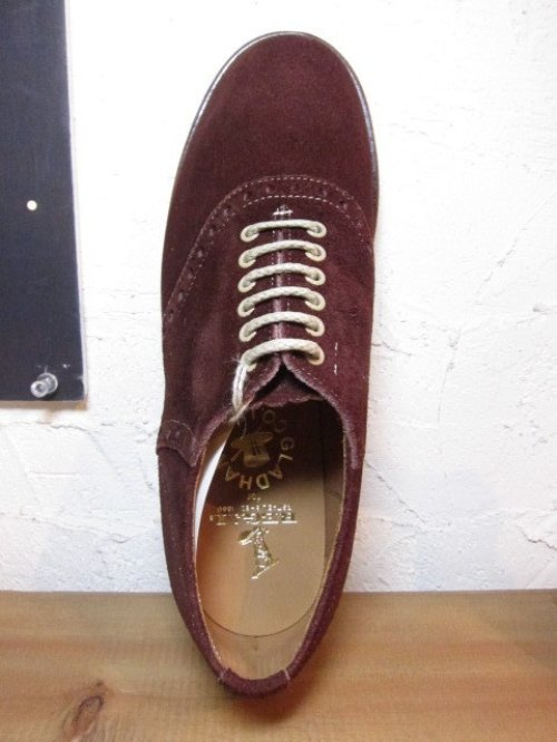 他の写真2: GLAD HAND/xREGAL SADDLE SUEDE SHOES  BROWN