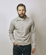 (SALE 35%OFF) BELAFONTE/RT PULLOVER SWEAT SHIRTS  HEATHER