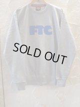 FTC/OG LOGO CREW SWEAT  GRAY