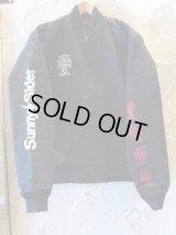 (再アップ) SUNNY C SIDER/JAY WORK JKT  BLACK