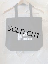SOFTMACHINE/GOD TOTE  BLACK