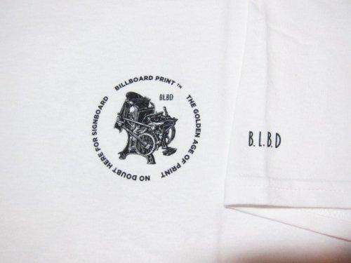 他の写真2: (SALE 35%OFF)BILL BOARD/PRINT T SHIRTS EAGLE  WHITE