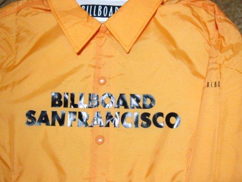 他の写真2: BILL BOARD/COACH JACKET SANFRANCISCO  ORANGE