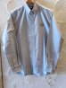 画像1: FTC/OXFORD B.D SHIRTS  GRAY (1)