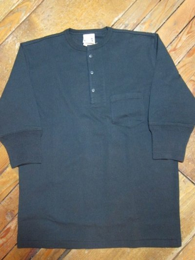 画像3: GLAD HAND(グラッドハンド)/HALF SLEEVE HENRY POCKET T  BLACK