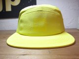FTC/TONAL LOGO CAMP CAP  YELLOW