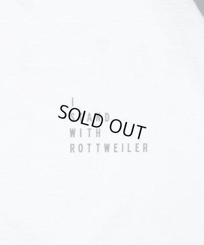 画像3: ROTTWEILER/USED STAND 3/4 T  WHITE