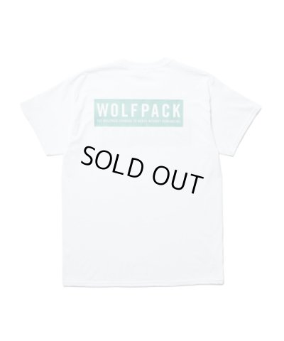 画像2: ROTTWEILER/BOX WOLF PACK SS T  WHITE