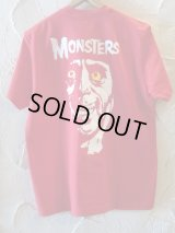 RATS/MONSTER T  RED