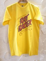 (SALE 20%OFF) RATS/RAT RACER  YELLOW