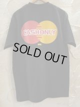 FTC/CASH ONLY  BLACK