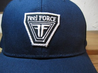 画像5: (再入荷) Feel FORCE/D.A CAP  NAVY
