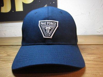 画像1: (再入荷) Feel FORCE/D.A CAP  NAVY