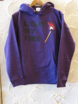 INTERFACExFeelFORCE/LMF別注 PARKA  PURPLE
