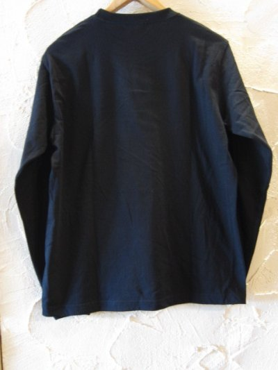 画像3: (SALE 30%OFF) INTERFACE/LMF L/S T BLACK